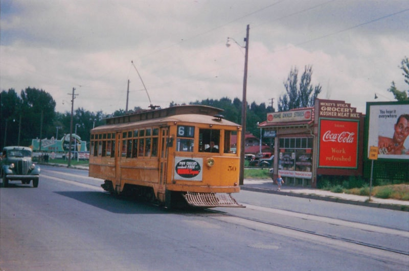 From Streetcars to Light Rail on West Colfax