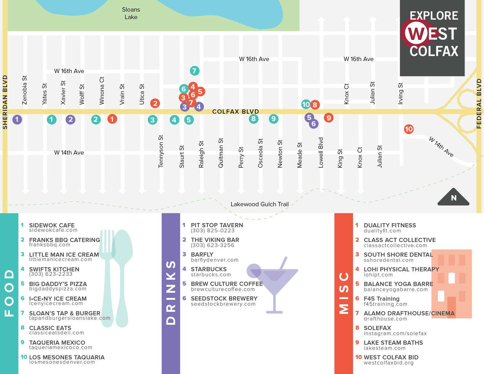Denver Zoning Map on